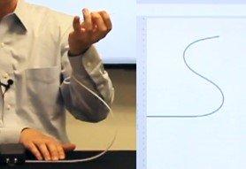 2D shape sensing  for civil engineering