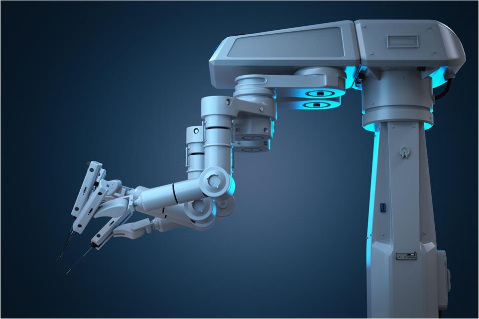 Fiber optic shape sensing for robotics surgery